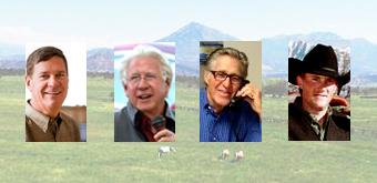 A portrait of REALTORS. Delta County real estate agents.