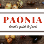 Local's Guide to Paonia: Food